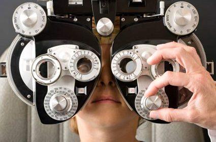 Examen de Refracción Ocular