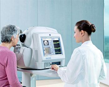 Estudio de Tomografía de Coherencia Óptica